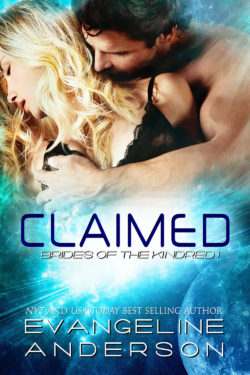 Claimed (new cover)