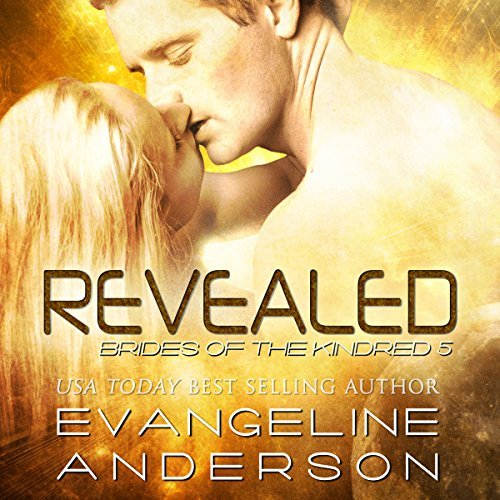 Revealed Audio Cover