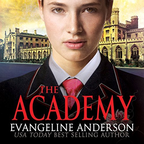 The Academy Audio Cover
