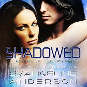 Shadowed Audio Cover Art