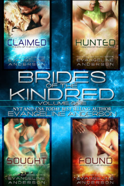 Brides of the Kindred Volume 1