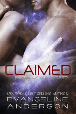 Claimed (Brides of the Kindred 1)