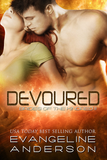 Devoured (Brides of the Kindred 11)
