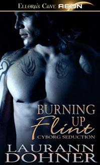 "Evangeline Reviews ""Burning Up Flint"" by Laurann Dohner"
