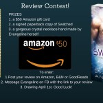 Have you entered these giveaways yet?