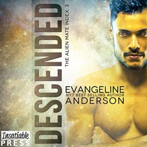 Descended Audio Cover
