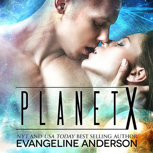 Planet X Audio Cover