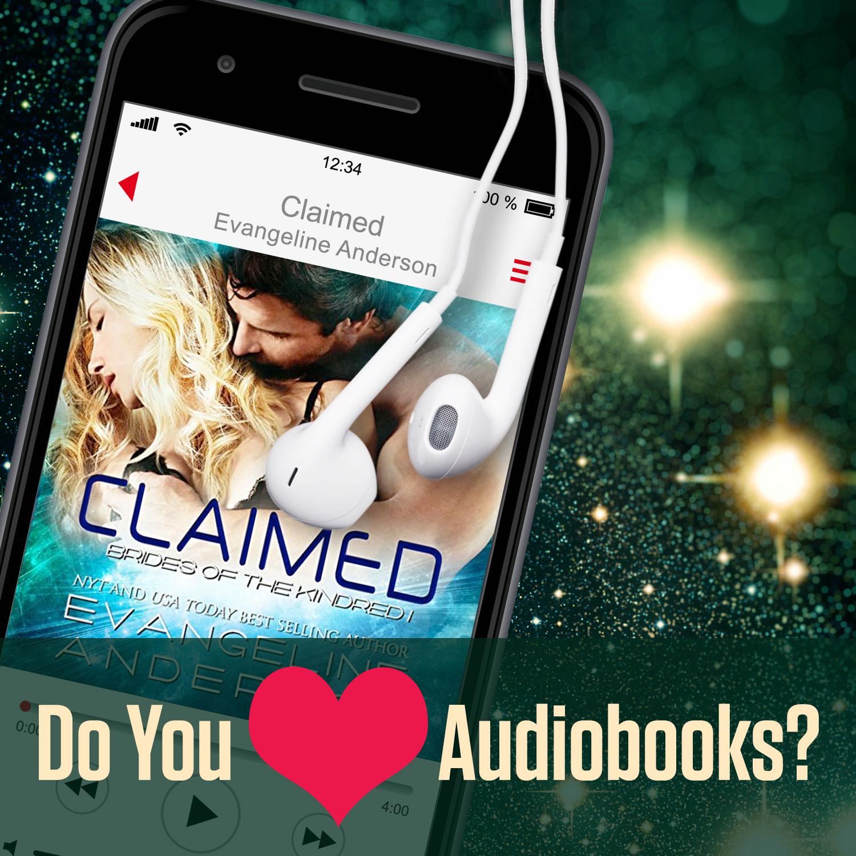 Do you love audiobooks?