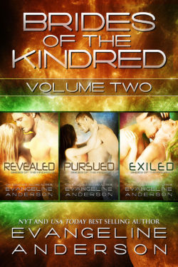 Brides of the Kindred Volume 2