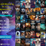 BookSweep's Paranormal & Sci-Fi Romance Book Giveaway